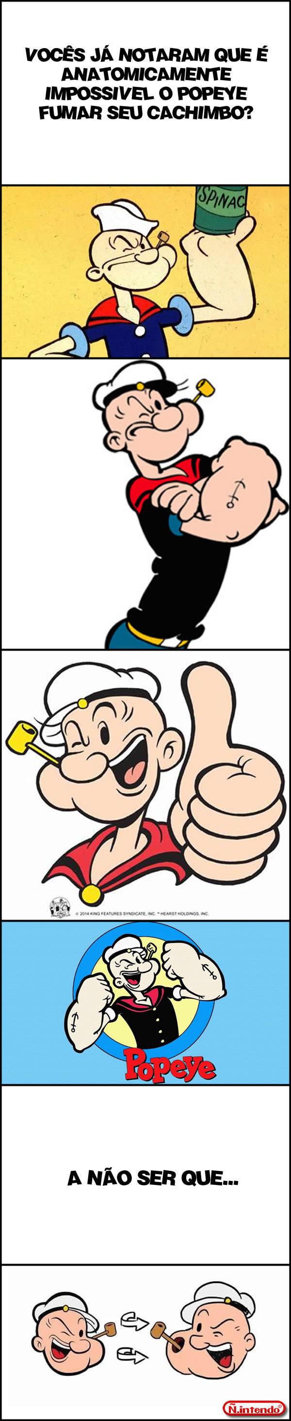 Problemas Anatomicos No Popeye