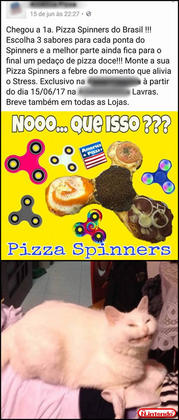 Pizza Spinners?