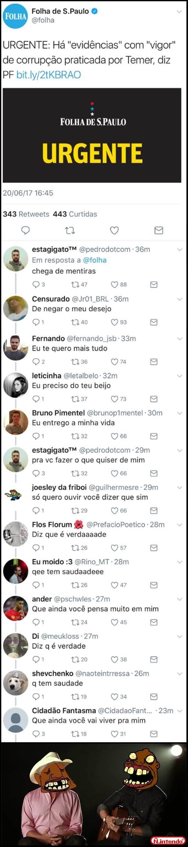 Evidências De Que O Brasileiro Ama Evidências